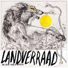 LANDVERRAAD No Love For A Nation album cover