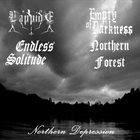 LÁPPIDE Northern Depression album cover