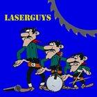 LASERGUYS Agathocles / Laserguys album cover