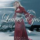 LEAVES' EYES Elegy album cover