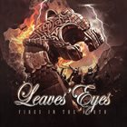 LEAVES' EYES Fires in the North album cover