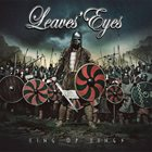 LEAVES' EYES King of Kings album cover