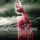 LEAVES' EYES Legend Land album cover