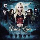 LEAVES' EYES Njord album cover