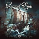 LEAVES' EYES — Sign of the Dragonhead album cover