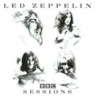 LED ZEPPELIN BBC Sessions album cover