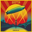 LED ZEPPELIN Celebration Day album cover