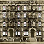 LED ZEPPELIN Physical Graffiti album cover
