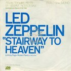 LED ZEPPELIN Stairway To Heaven album cover