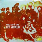 LED ZEPPELIN Whole Lotta Love album cover