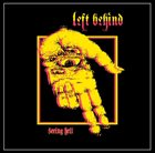 LEFT BEHIND Seeing Hell album cover