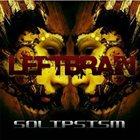 LEFT BRAIN Solipsism album cover