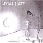 LEGAL HATE Forlorn album cover