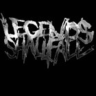 LEGENDS SHALL FALL The Vile Ordeal album cover