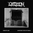 LEGION (AL) Legion / Mammoth Grinder album cover
