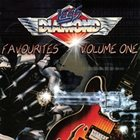 LEGS DIAMOND Favourites, Volume One album cover