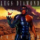 LEGS DIAMOND The Wish album cover