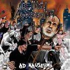 LETHAL AGGRESSION Ad Nauseum album cover