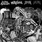 LETHAL AGGRESSION Annihilation / Devastation album cover