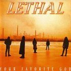 LETHAL Your Favorite God album cover