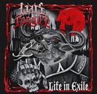 LIAR'S TONGUE Life In Exile album cover