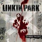 LINKIN PARK Hybrid Theory EP album cover