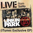 LINKIN PARK Live from SoHo album cover