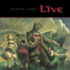 LIVE Throwing Copper album cover
