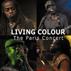LIVING COLOUR The Paris Concert album cover
