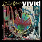 LIVING COLOUR — Vivid album cover