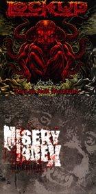 LOCK UP Thus the Beast Decapitated / Siberian album cover
