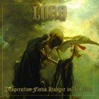 LORD (VA) Desperation Finds Hunger In All Men album cover