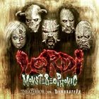 LORDI Monstereophonic (Theaterror vs. Demonarchy) album cover