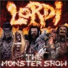 LORDI The Monster Show album cover