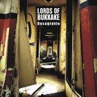 LORDS OF BUKKAKE Desagravio album cover