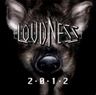 LOUDNESS 2・0・1・2 album cover