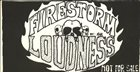 LOUDNESS Firestorm album cover