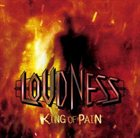 LOUDNESS King Of Pain (因果応保) album cover