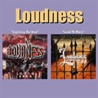 LOUDNESS Lightning Strikes / Loud 'N' Rare album cover