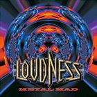 LOUDNESS Metal Mad album cover