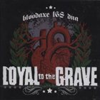 LOYAL TO THE GRAVE Blood of Judas album cover