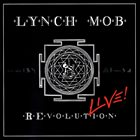 LYNCH MOB Revolution Live album cover