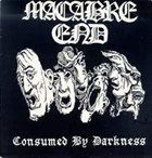 MACABRE END Consumed By Darkness album cover