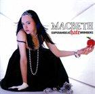MACBETH Superangelic Hate Bringers album cover