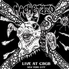 MACHETAZO Live at CBGB - New York City album cover