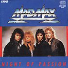 MAD MAX Night of Passion album cover
