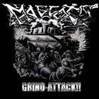 MAGGOTS Grind-Attack!! album cover