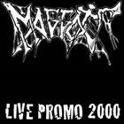 MAGGOTS Live Promo 2000 album cover