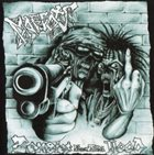 MAGGOTS Zombies From Tha Hood album cover