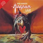 MAGNUM Invasion Live album cover
